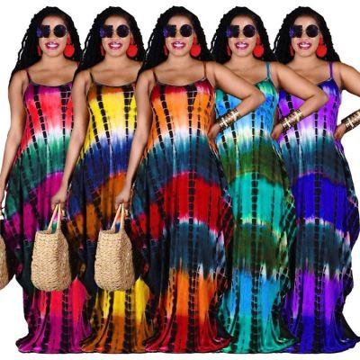 1040111 Best Seller 2021 Summer Women Clothes Plus Size Women Clothing Dresses