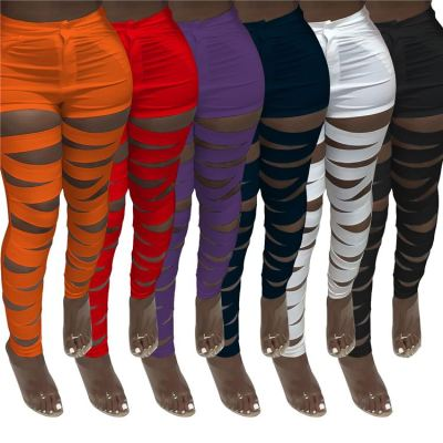 1040107 Fashion 2021 Women Clothes Women's Pants Trousers For Ladies