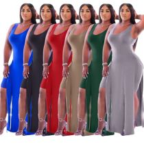 MOEN New Style frauen setzt Whole Colored Fashion Casual Outfits Two Piece New Arrival 2021 Women Two Piece Set