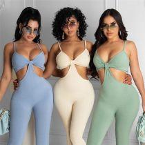 MOEN Best Design combinaison Sexy Summer Suspender Gallus New Arrival 2021 Women Rompers One Piece Jumpsuits