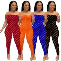 1040815 Best Design Women Clothes 2021 Women One Piece Jumpsuits And Rompers