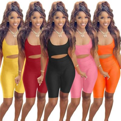 1041301 Best Design Women Clothes 2021 Summer Women Jumpsuits And Rompers