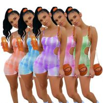 1041410 Amazon 2021 Women Clothes Summer Women One Piece Jumpsuits And Rompers