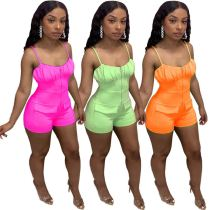 1041504 Best Seller Women Clothes 2021 Summer Women One Piece Jumpsuits And Rompers
