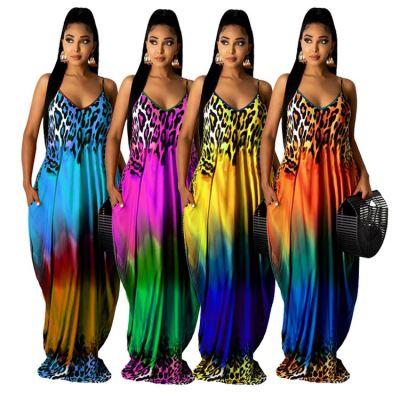 1041908 Best Design Women Clothes 2021 Summer Dresses Women Lady Elegant Casual Dress