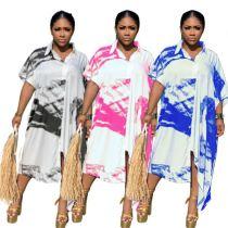 1042707 New Stylish Women Clothing Dress 2021 Summer Woman Casual Dress