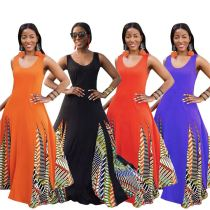 1042801 Best Seller 2021 Summer Women Fashion Clothing Woman Casual Dress