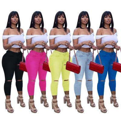 1050654 Hot Selling Woman Jeans 2021weatpants Women Shorts