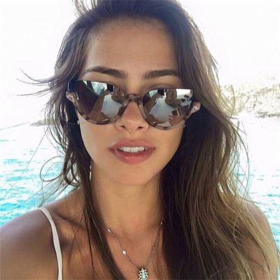 Wholesale Retro Sunglasses 2021 Multicolor Womens Vintage Diamond Shades Sun Glasses Sunglasses