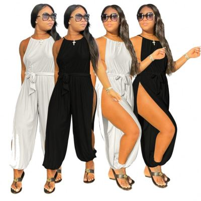 1052111 New Arrival 2021 Women Summer Clothes Women One Piece Jumpsuits And Rompers