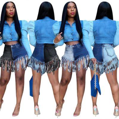 1052157 New Arrival Woman Jeans 2021 Plus Size Pants & Jeans Sweatpants