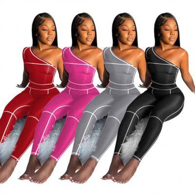 1052661 Lowest Price Two Piece Set 2021 Stack Pants 2 Piece Set Womens Short 2 Piece Set