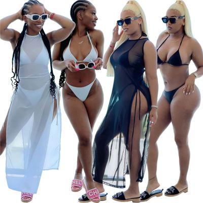 1060101 Hot Selling 2021 Summer Fashion Swimsuit Ladies Sexy Swimwear 3 Piece Bikini Set