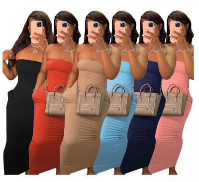 1060257 Amazon Woman Dresses New Arrivals 2021 Women Office Dress Corset Dress