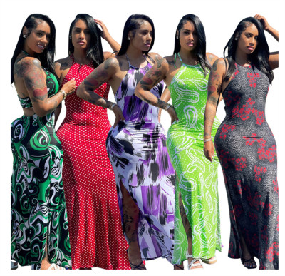 1060260 Latest Design Summer Dress 2021 Dresses Women Lady Elegant Cocktail Dresses