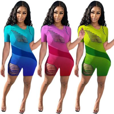 1060508 Best Design Women Clothes 2021 Summer Women One Piece Jumpsuits And Rompers