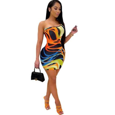 1060521 New Arrival 2021 Women Clothes Ladies Sexy Dress Women Casual Dresses