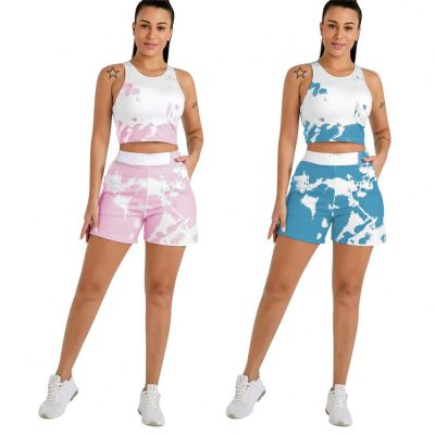 1060488 Hot Selling Women Clothes 2021 Summer women two piece outfit 2 piece set