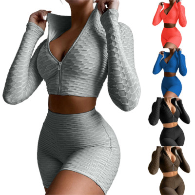 1060712 Best Seller Women Clothes 2021 Summer Two Piece Outfits Women 2 Piece Set Clothing