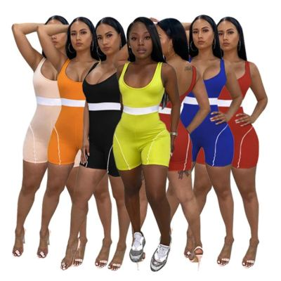 1060711 New Arrival 2021 Women Fashion Clothing Women One Piece Jumpsuits And Rompers