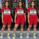 1061012 Hot Selling Women Clothes 2021 Summer women two piece outfit 2 piece set