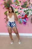 1040848 Newest Design Woman 2021 Jeans Short Pants