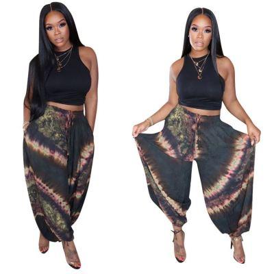 MOEN New Arrival 2021 Streetwear Harem Pants Woman Pants Women Fashion Loose Long Trousers