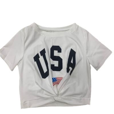 MOEN Hot Selling Shirt For Women Summer Print O - Neck Short Sleeve Women'S T - Shirts
