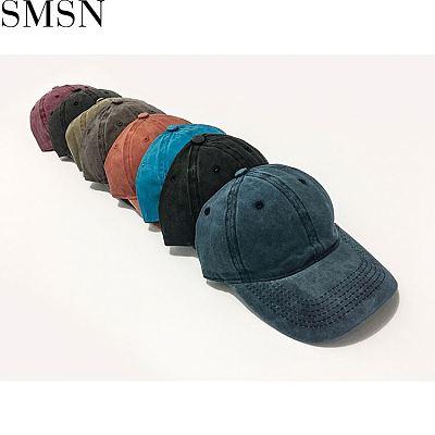 MISS New Arrival 2021 Spring Summer Solid Color Designer Hats Easy Match Baseball Hat
