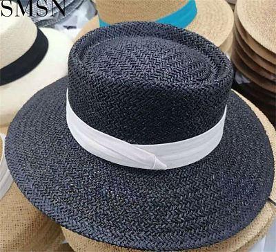 MISS High Quality 2021 Designer Hats New Contrast Color Fedora Hat