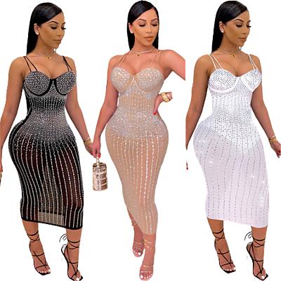 0112040 Wholesale New Casual Dress Dress Women Dresses Women Lady