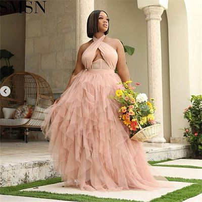 Fashion 2021 Women Lace Party Evening Dress Gown Corset Backless Prom Dress Wedding Dress