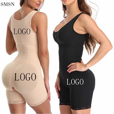 Full 2021 Body Shapewear Women Nude Seamless High Waist Abdominal Control Shapewear Butt Lifter plus size shapers