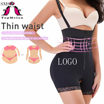 Private Label Shapewear Comfortable Shoulder Strap Adjustable Solid Color Shapewear For Women Seamless Body Shapers For Women