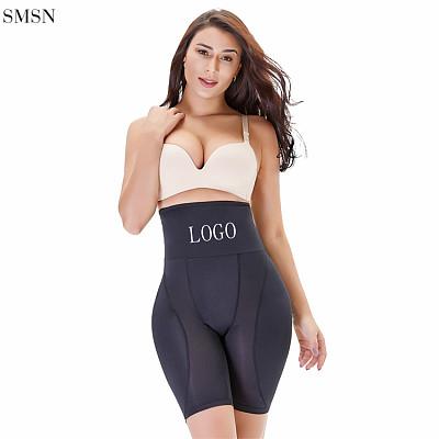 Full Body Shapewear Women Nude Seamless High Waist Abdominal Control Shapewear Butt Lifter plus size shapers
