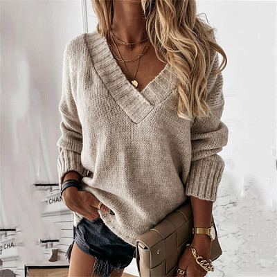 New Arrivals Winter Knit Sweater Ladies Pullover Turtleneck Sweaters Mujer Chompas Tops Blouses Woman Sweater Tops