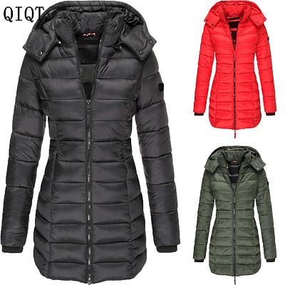 Wholesale Latest Fashion Design Women Jacket Casual Long Winter Coats Down Coats Women Puffer Jacket