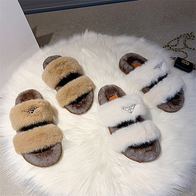 D12950 2021 new style autumn and winter outdoors comfort solid color cotton fashion home warm slippers