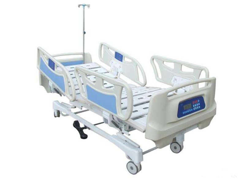Electric Five-function Hospital Bed with weighing system