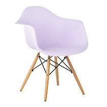 Retro Replica Eames Dining Chairs DAW Armchair