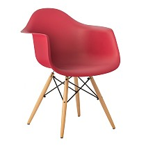 Retro Replica Eames Eiffel DAW Armchair Dining Chair Cafe Kitchen PP
