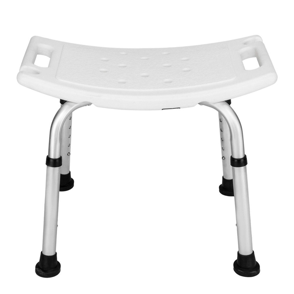 Adjustable Medical Shower Chair Bath Tub Seat Bench Stool