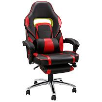High Back Racing Style Faux Leather Executive Computer Gaming Office Chair