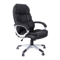 office chair executive chair height adjustment black