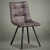 dining chairs soft rustic leather