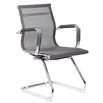 mesh office chair without wheels mid back