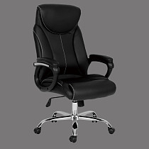 china executive computer chair leather cheap black