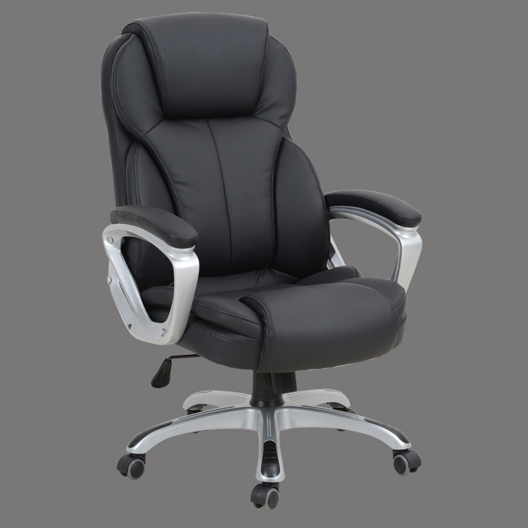 High Quality comfortable PU Leather Manager Home Swivel Office Chair