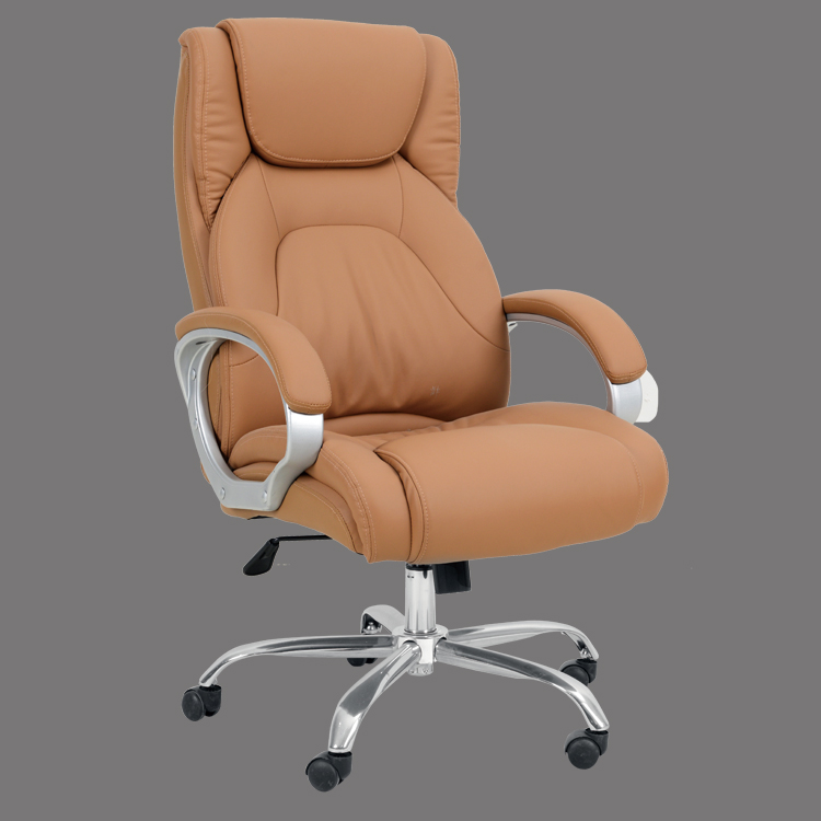Black Leather Office Chair/Modern Computer Office Furniture/Swivel Chair