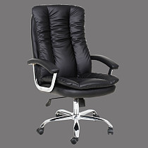black office chair swivel